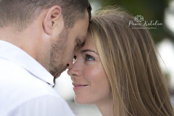 Jegyespár és esküvő fotózás